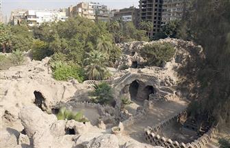 """جمالها أبهر """"العندليب"""".. """"حديقة الأسماك"""" ملتقى العشاق.. أنشأها الخديو إسماعيل في حي المشاهير منذ 150 عامًا"""