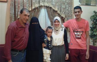 """إسراء رزق من أوائل الثانوية بمركز دكرنس: """"مجدي يعقوب"""" مثلي الأعلى ولم أعتمد على المدرسة"""