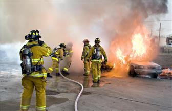 وفاة 11 شخصا وإصابة 6 آخرين جراء حريق بمنزل شعبي في السعودية