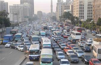 النشرة المرورية.. تعرّفْ على أكثر المناطق ازدحامًا في القاهرة والجيزة