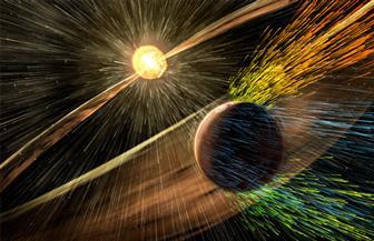 """ناسا تقترب من حل لغز """"العاصفة الفاتنة"""""""