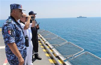 مصر وفرنسا  تنفذان أكبر التدريبات البحرية بالبحرين الأحمر والمتوسط .. ومعركة تصادمية بمشاركة الميسترال