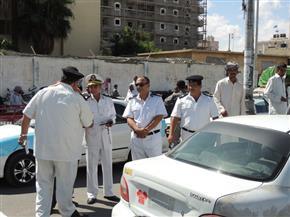 """""""حملات مطروح""""..ضبط 5 سائقين تحت تأثير المخدرات في أثناء القيادة وإزالة تعديات 3200 فدان"""