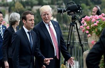 ترامب يناقش هاتفيًا مع ماكرون الوضع في سوريا والعراق وليبيا والتصدى لنفوذ إيران