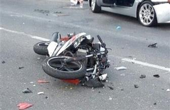 إصابة شخص صدمته سيارة أثناء عبوره محور صلاح سالم.. وسيدة في انقلاب دراجة بخارية أمام حديقة الأزهر