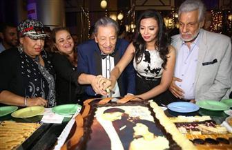 فنانون وإعلاميون يحتفون بذكرى ميلاد سناء جميل في ليلة استثنائية