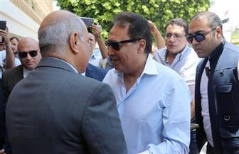 محافظ كفر الشيخ يستقبل وزير الصحة لتفقد عدد من المنشآت الطبية| صور