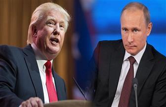 """ترامب: بوتين """"أفضل بكثير"""" من لقاءاته فى الحلف الأطلسي"""