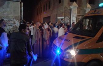 إصابة 30 شخصا بتسمم كيميائي أثناء مجاملة أحد المعازيم لعريس في فرح شعبي بالشرقية