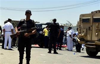 معاينة النيابة: أكثر من 60 فارغ سلاح آلي مستخدم في هجوم البدرشين الإرهابي
