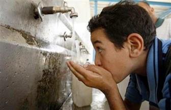 قطع مياه الشرب 9 ساعات عن 11 منطقة سكنية بأسوان