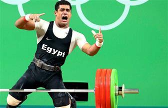 المصري محمد إيهاب يتوج بذهبية وزن 85 كجم فى البطولة الأفريقية لرفع الأثقال بموريشيوس