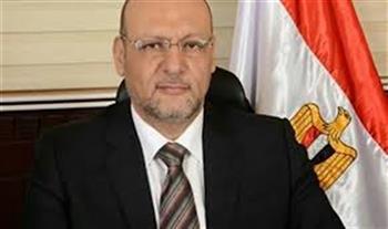 """حزب """"المصريين"""": رسائل السيسي خلال افتتاح الصوب الزراعية حاسمة وحازمة للجميع"""
