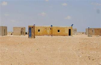"""بتكنولوجيا هندية.. الطاقة الشمسية تضيء بيوت تجمع """"أجعوين"""" في قلب الصحراء الغربية"""