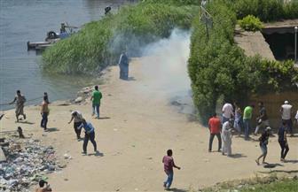 مصدر أمني: إصابة 28 من رجال الشرطة في اشتباكات مع الأهالي خلال حملة إزالات بالوراق