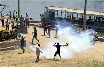 الأهالي يخرجون جثة ضحية أحداث الوراق بالقوة من مستشفى النيل.. ومدير المستشفى يتهم الأمن بالتقصير