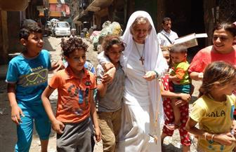 تيريزا المصرية من أستاذة بالجامعة الأمريكية إلى راهبة في خدمة الفقراء| فيديو