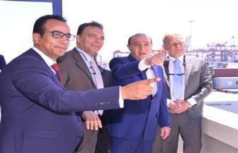 وزير النقل يلتقي الفريق مميش لإعداد مخطط عام للموانئ المصرية