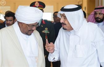 العاهل السعودي والرئيس السوداني يؤكدان أهمية محاربة الإرهاب وتمويله