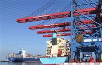 تداول حاويات 3 سفن في ميناء دمياط ومغادرة 4 أخرى
