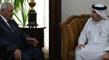 """رئيس """"الأعلى للإعلام"""" يستقبل سفير البحرين بالقاهرة لبحث سبل التعاون"""