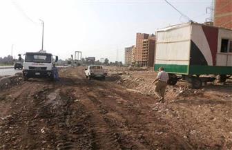 محافظ الدقهلية: بدء تطوير الطريق الدائري بالمنصورة