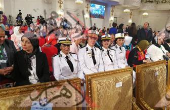 """لواءات الشرطة النسائية يشاركن بفعاليات مؤتمر """"مصر تستطيع بالتاء المربوطة"""""""