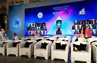 مايا مرسي: سيدات مصر سندها.. والنهضة لن تتحقق إلا بمشاركة المرأة الفعالة