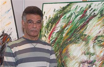 """السفير المصري بالكويت يفتتح معرض """"طالبات الفن"""""""