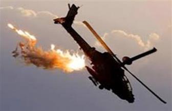 """""""داعش"""" يسقط مروحية سورية في دير الزور"""
