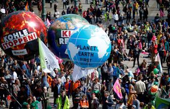 """آلاف المتظاهرين يتجمعون في هامبورج احتجاجًا على انعقاد """"قمة العشرين"""""""