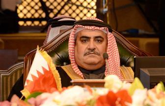 """وزير خارجية البحرين يبدى استغرابه مما ورد في بيان الإليزيه بعد مباحثات """"ماكرون - حمد"""""""