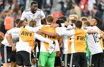للمرة الأولى في تاريخه.. ألمانيا تفوز بلقب كأس القارات على حساب تشيلي