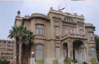 6 كليات تشارك فى جوالة طالبات جامعة عين شمس بكلية البنات