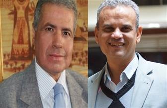 أشرف العشري رئيسًا لتحرير بوابة الأهرام وعلي محمود مديرًا للتحرير