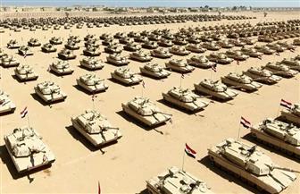 القوات المسلحة تنشئ قاعدة محمد نجيب العسكرية بمدينة الحمام وقاعدة براني العسكرية بالمنطقة الغربية   صور