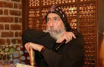 وفاة رئيس دير المحرق في أسيوط