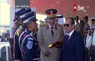 الرئيس السيسي يصدق على قرار تعيين خريجي الكليات العسكرية برتبة ملازم تحت الاختبار