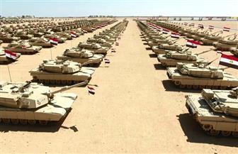"""قائد """"المركزية الأمريكية"""": أعجبت كثيرا بقاعدة محمد نجيب العسكرية"""