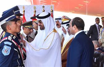 قادة الدول العربية يمنحون الأوسمة لأوائل الكليات والمعاهد العسكرية| فيديو