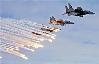 طيران التحالف يشن 7 غارات جوية على معسكر للحوثيين جنوب غربي اليمن
