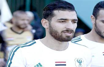 أحمد شكري يواصل برنامجه التأهيلي ويعود لتدريبات المصري بعد 6 أسابيع