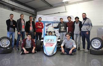 """""""MansouraMotor sport"""" تحصل على المركز 12 في التصميم بـ """"فورميلا"""" لندن"""