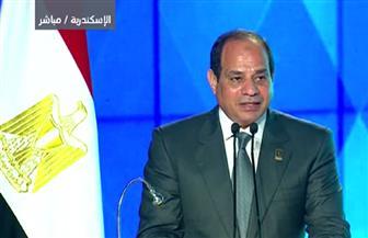 السيسي يطلق فعاليات مؤتمر الشباب.. ويؤكد: ستحيا مصر بقوة شبابها | فيديو