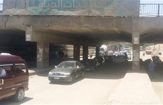 """إغلاق الطريق الزراعي أمام النقل الثقيل لحين إصلاح كوبري """"الشموت"""""""