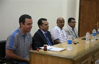تشكيل لجنة تحكيم بجنوب الوادي استعدادًا لمؤتمر دور الشباب فى الإصلاح الثقافي | صور