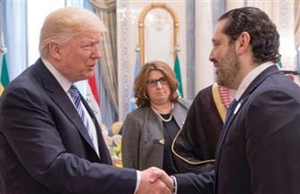 ترامب يهنئ الحريري بمناسبة عيد الاستقلال.. ويؤكد دعم أمريكا استقرار لبنان