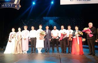 السفير الكوري: التبادل الثقافي يفتح آفاقًا جديدة للتعاون مع مصر | صور