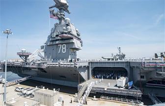 الأحدث والأغلى علي الإطلاق.. حاملة الطائرات الأمريكية الجديدة تُحدد مستقبل الحروب البحرية | صور