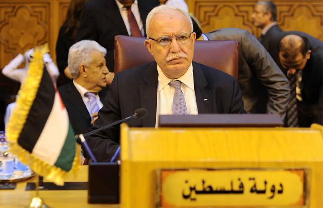 وزير الخارجية الفلسطيني: الأمم المتحدة تصوت اليوم على مشروع قرار  تقرير المصير  -